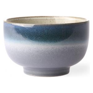 HK Living Ceramic 70's Bowl Ocean ACE6062