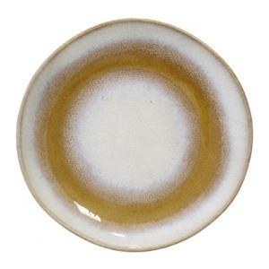 HK Living Ceramic 70's Dessert Plate Snow ACE6067