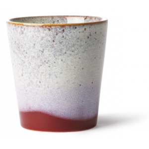 HK Living Ceramic 70's Mug Frost ACE6858