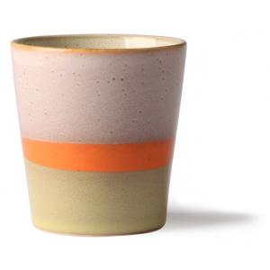 HK Living Ceramic 70's Mug Saturn ACE6903