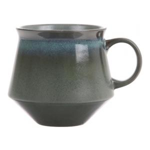 HK Living Ceramic 70's Tea Mug XL Moss ACE6755