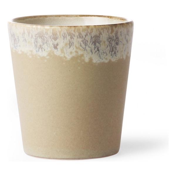 HK living Ceramic 70's Mug Bark ACE6768