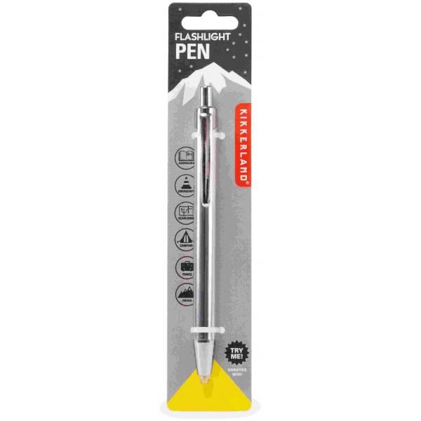 Kikkerland Light Up Pen