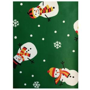 Tafelzeil Snowman CHA3948