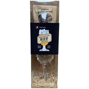 The Big Gifts Maak je eigen bier speciaal pakket Frans