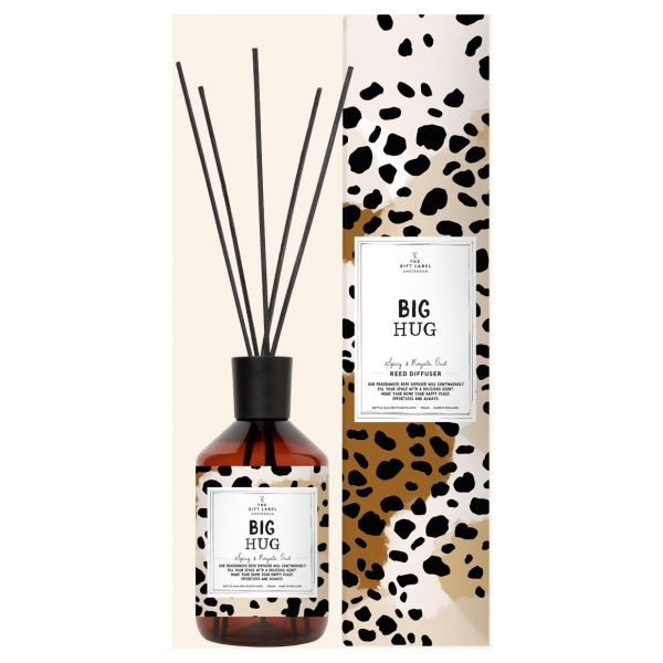 The Gift Label Big hug reed diffuser
