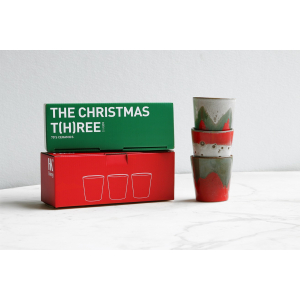 HK Living 70s ceramic mugs the christmas t(h)ree