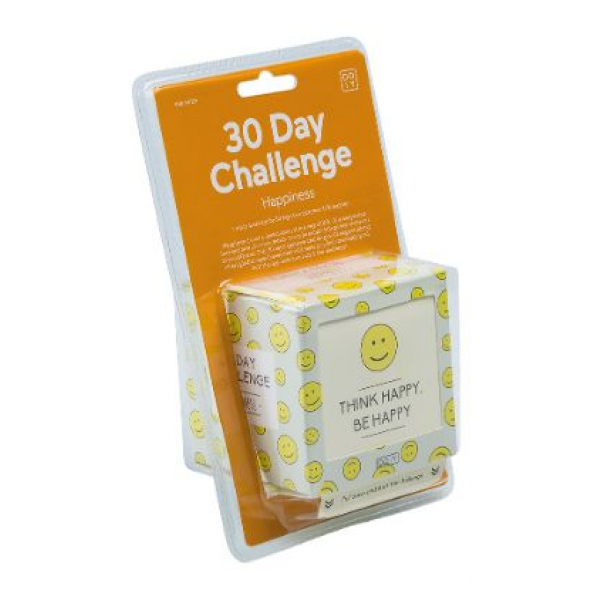 Doiy 30 Day Challenge Happiness