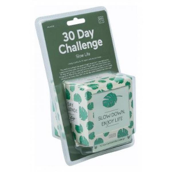 Doiy 30 Day Challenge Slow Life