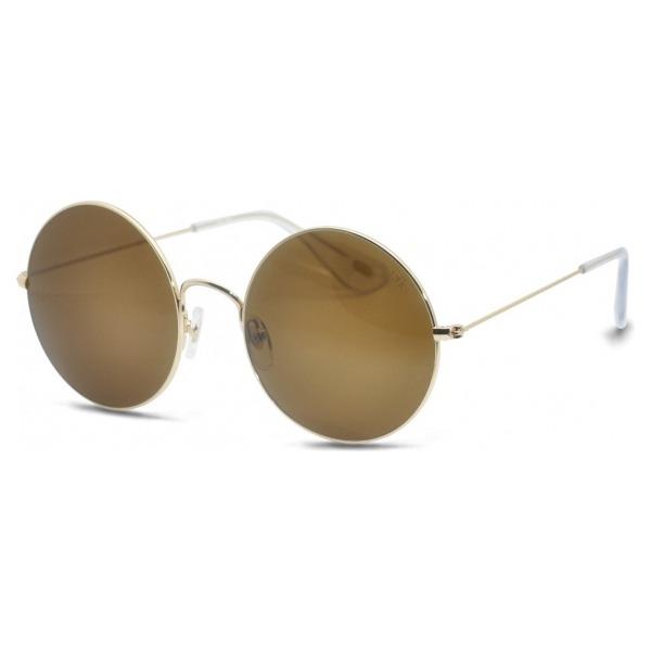 IKKI zonnebril Dufour 45-3 Brown