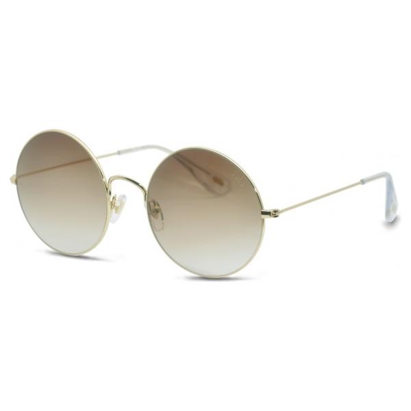 IKKI zonnebril Dufour 45-6 Gradient brown