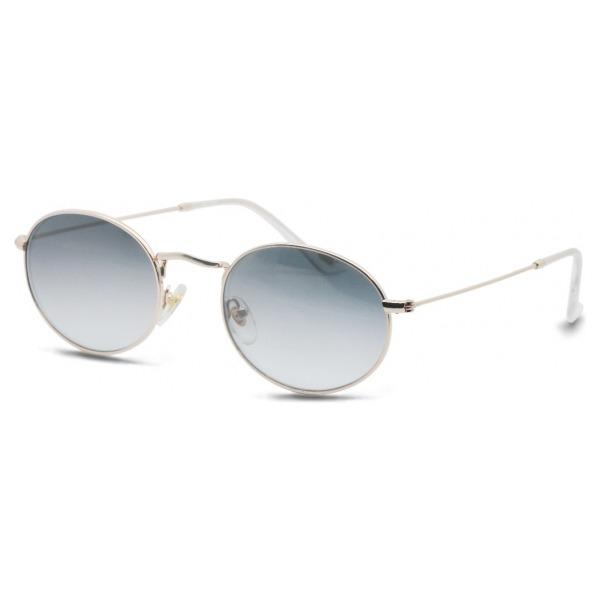 IKKI zonnebril Isla 47-4 Gradient blue