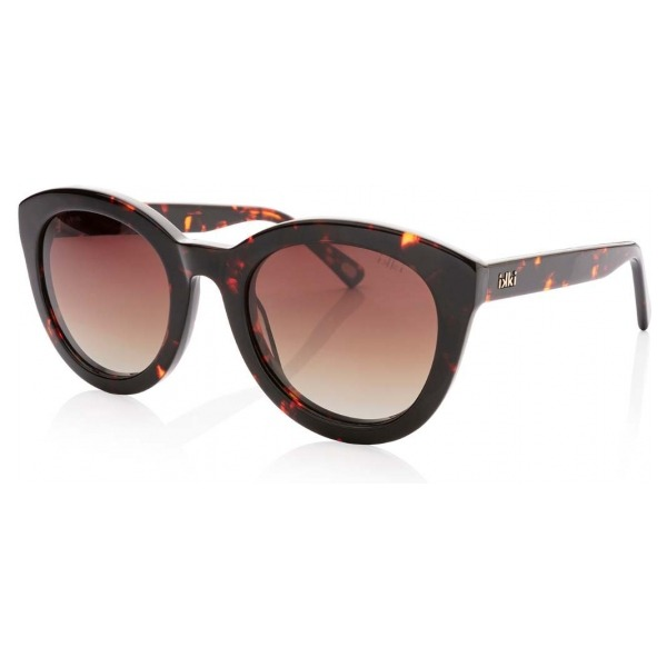 IKKI zonnebril Nola 49-3 Tortoise/gradient brown