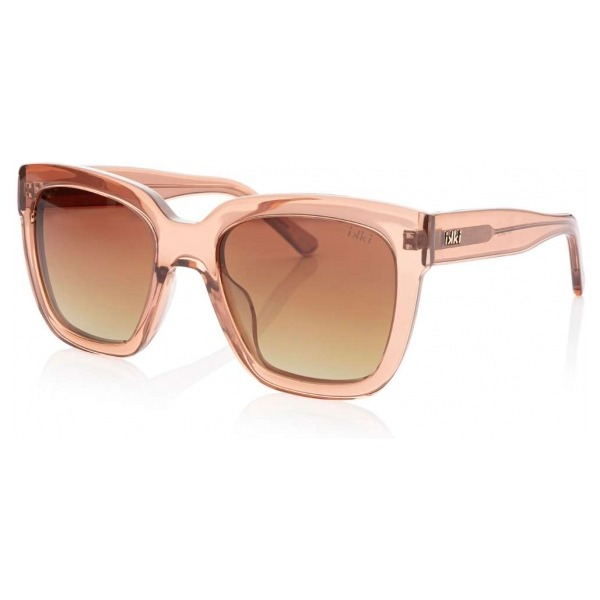 IKKI zonnebril Holly 80-1 Crystal pink/Gradient brown