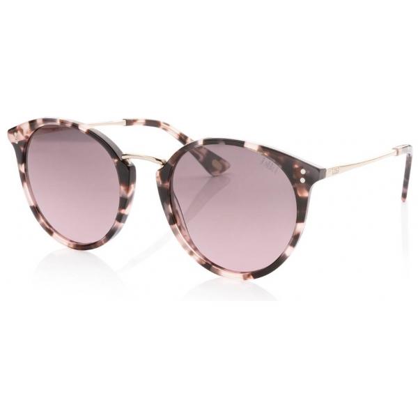 IKKI zonnebril Faith 81-3 Pink tortoise/gradient grey pink
