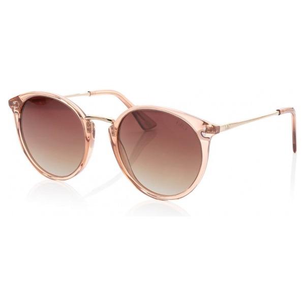 IKKI zonnebril Faith 81-4 Crystal pink/gradient brown