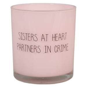 My Flame SOJAKAARS - SISTERS AT HEART, PARTNERS IN CRIME - GEUR: GREEN TEA TIME