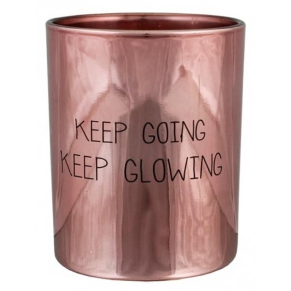 My Flame SOJAKAARS - KEEP GOING, KEEP GLOWING - GEUR: GREEN TEA TIME