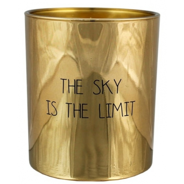 My Flame SOJAKAARS - THE SKY IS THE LIMIT - GEUR: SILKY TONKA