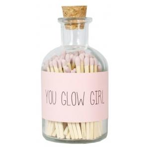 My Flame lucifers roze you glow girl