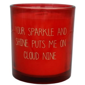 My Flame sojakaars your sparkle and shine puts me on cloud