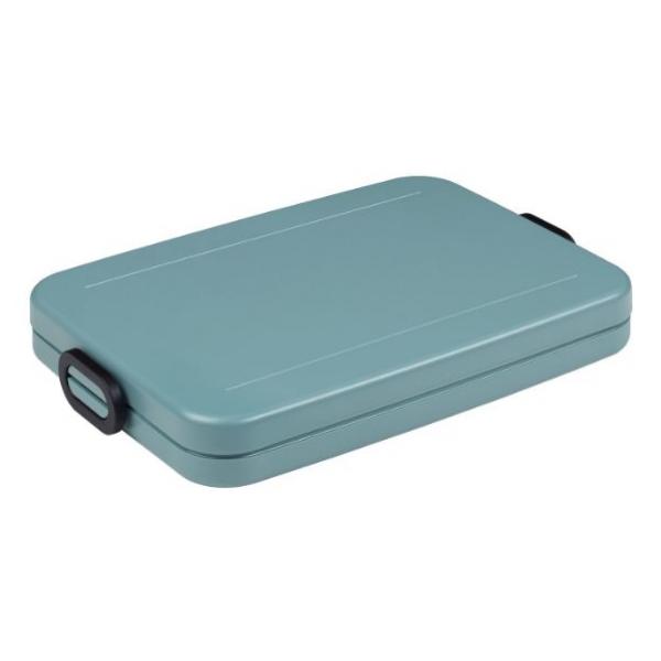 Mepal Lunchbox Take a Break flat - Nordic green