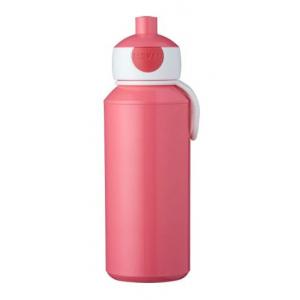 Mepal Drinkfles pop-up Campus 400 ml - pink