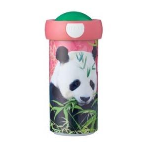 Mepal Schoolbeker Campus 300 ml - Animal Planet Panda