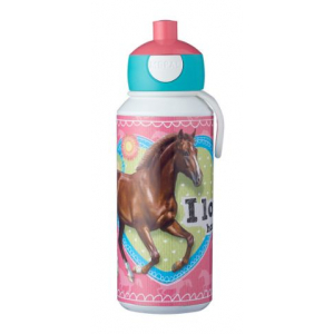 Mepal Drinkfles pop-up Campus 400 ml - My Horse