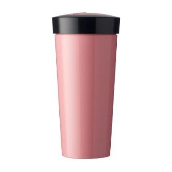 Mepal Beker Take a Break 400 ml - Nordic pink