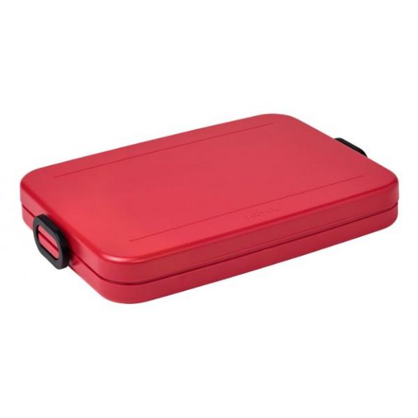 Mepal Lunchbox Take a Break flat - Nordic red