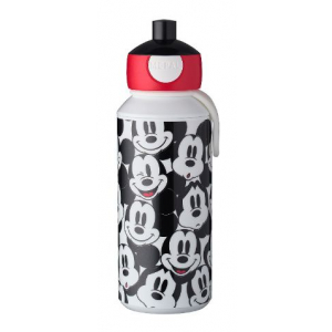 Mepal Drinkfles pop-up Campus 400 ml - Mickey Mouse