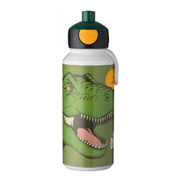 Mepal Drinkfles pop-up Campus 400 ml - Dino