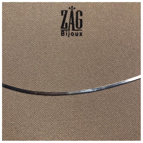 ZAG Bijoux Ketting Basis Zilver