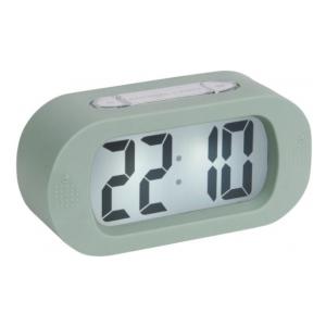 Karlsson Alarm clock Gummy green KA5753GR