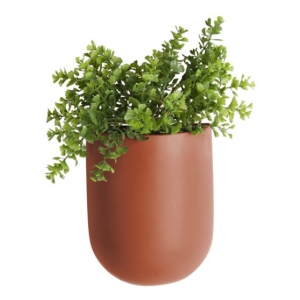 PT wall plant pot oval PT3383BR