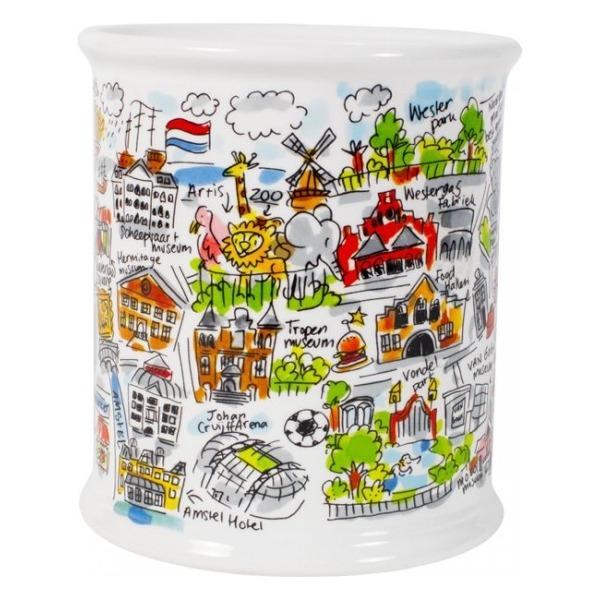 Blond Amsterdam CITY AMSTERDAM: STORAGE JAR
