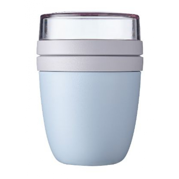 Mepal Lunchpot Ellipse - Nordic blue