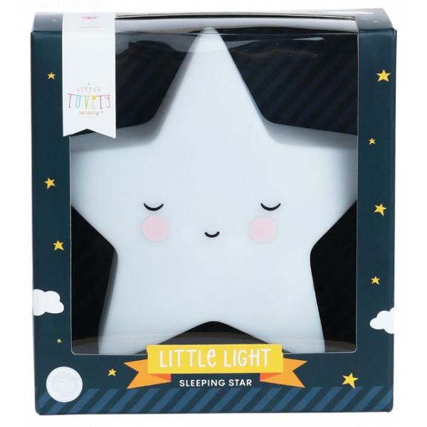 A Little Lovely Company Little light: Slapende ster