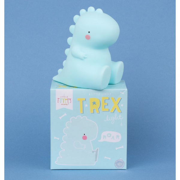 A Little Lovely Company Little light: T-rex