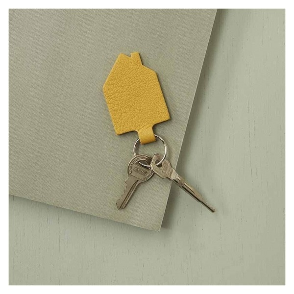 Keecie Sleutelhanger, Good House Keeper, Yellow
