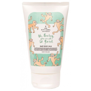 The Gift Label Baby bodymilk - Oh baby you smell so good