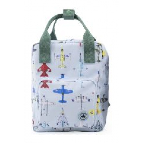 Studio Ditte backpack small boys airplanes