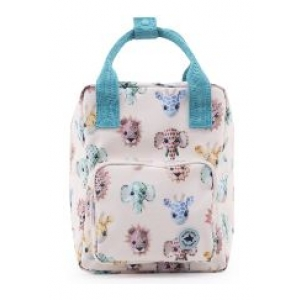 Studio Ditte backpack small girls wild animals