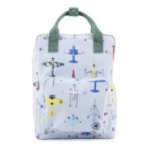Studio Ditte backpack large boys airplanes