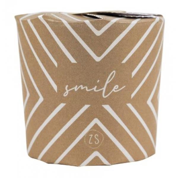 Zusss geurkaars in wikkel smile