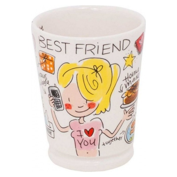 Blond Amsterdam Beker XL Best friend 0,5L