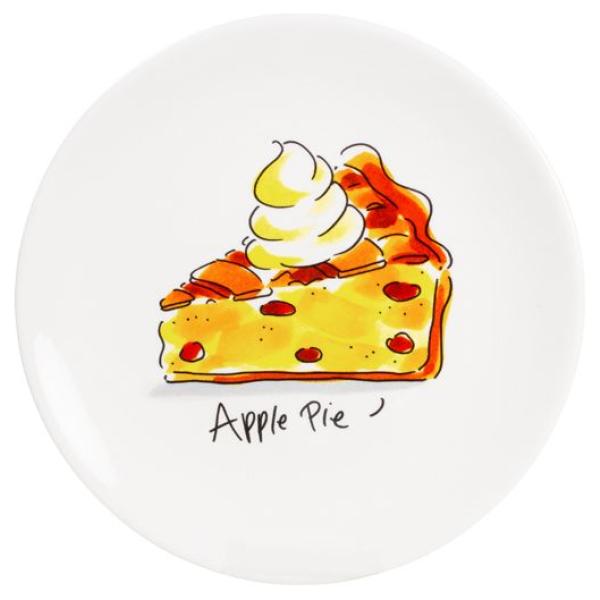 Blond Amsterdam Taartbord Apple Pie