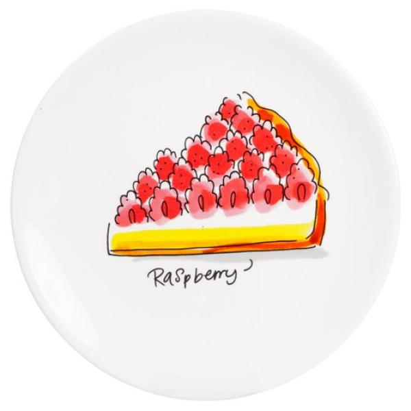 Blond Amsterdam Taartbord Raspberry Pie