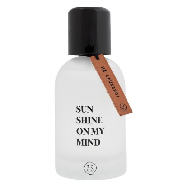 Zusss huisparfum japans water sunshine 100ml